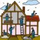 Все виды строительных, сварочных, кровельных, фасадных, бетонных, кафельных, плиточных работ в Курске